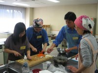 アジア料理教室
